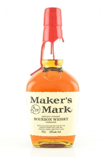 Maker's Mark Kentucky Straight 45%vol. 0,7l
