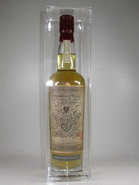 Flaming Heart 10th Anniversary Compass Box 48,9%vol. 0,7l