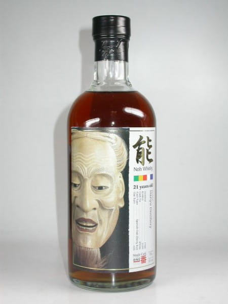 "Hanyu 1988/2009 ""NOH"" Single Cask No. 9306 55,6%vol. 0,7l"