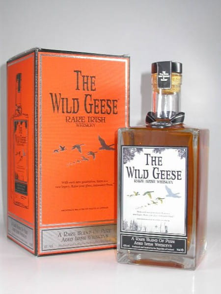 "The Wild Geese ""Rare Irish Whiskey"" 43%vol. 0,7l"