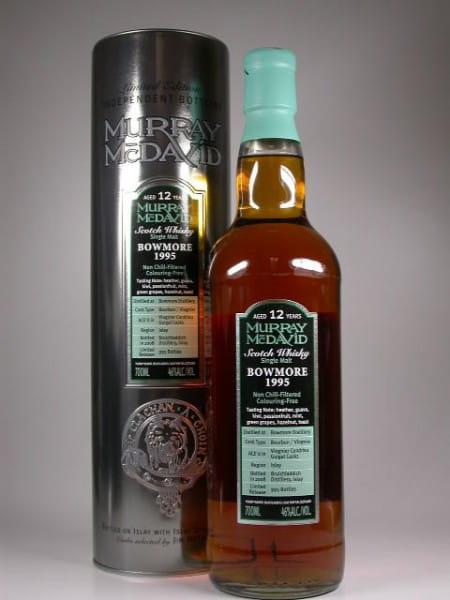 Bowmore 1995/2008 Bourbon/Viognier Murray McDavid 46%vol. 0,7l