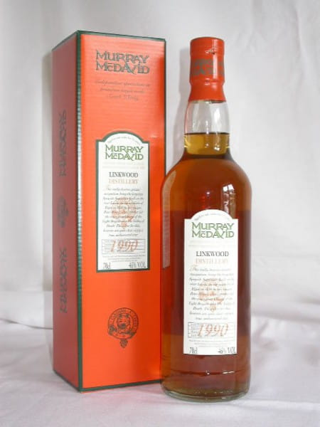 Linkwood 1990/2002 Fresh Sherry Murray McDavid 46%vol. 0,7l