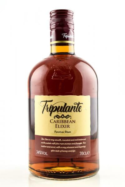 Tripulante Caribbean Elixir 34%vol. 0,7l