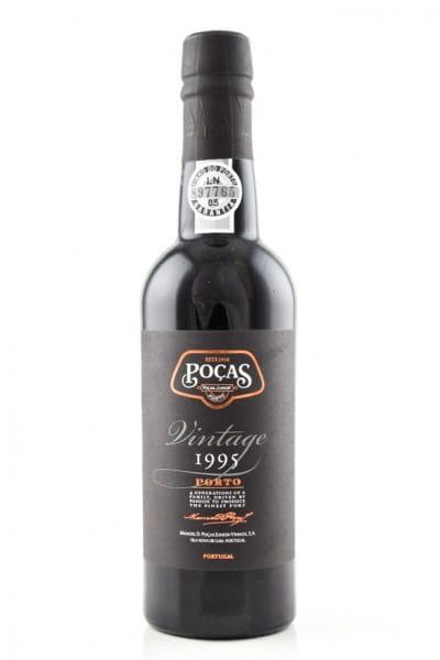 Pocas Vintage 1995 20%vol. 0,375l