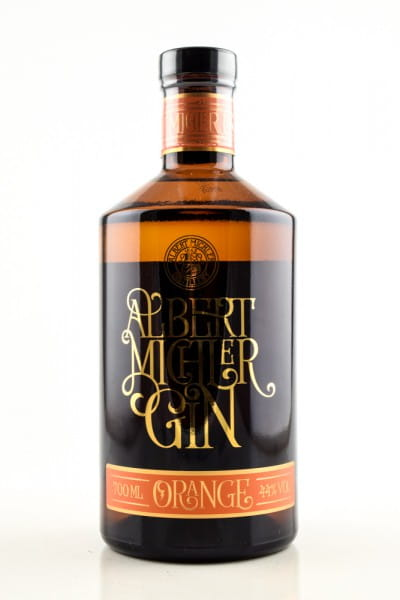 Michler's Orange Gin 44%vol. 0,7l