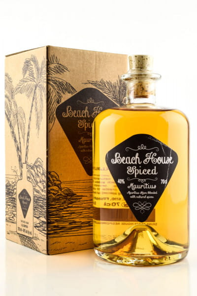 Beach House Spiced Rum 40%vol. 0,7l