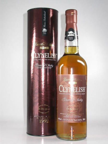 Clynelish 1992/2009 Distillers Edition 46%vol. 0,7l