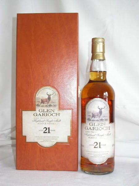 *Glen Garioch 21 Jahre 43%vol. 0,7l