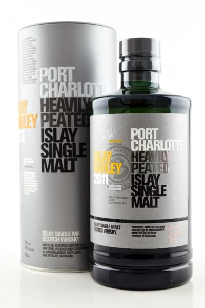 Port Charlotte Islay Barley 2011 50%vol. 0,7l