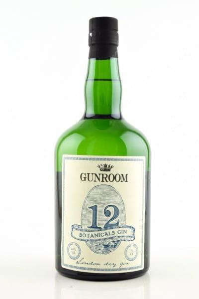 Gunroom 12 Botanicals Gin 40%vol. 0,7l