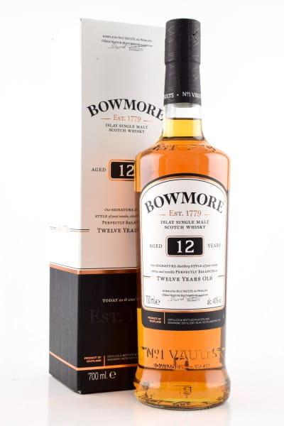 Bowmore 12 Jahre 40%vol. 0,7l