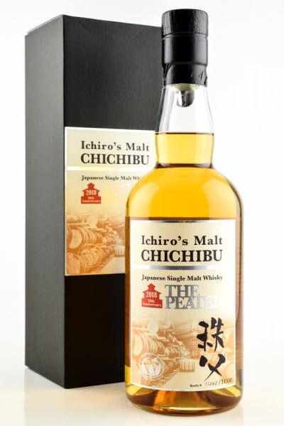 Chichibu The Peated 10th Anniversary 2018 Cask Strength 55,5%vol. 0,7l