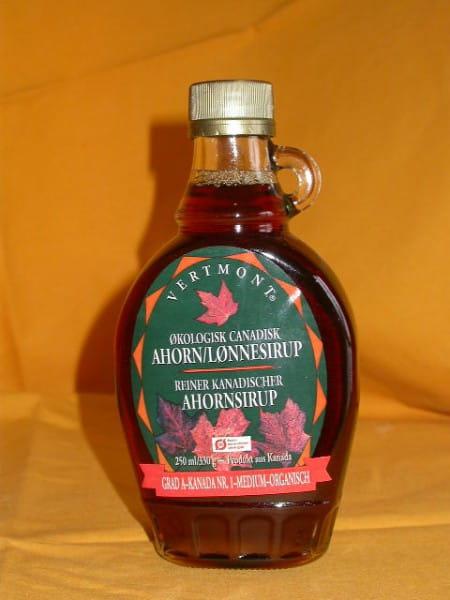 Ahornsirup, rein aus Kanada 250ml