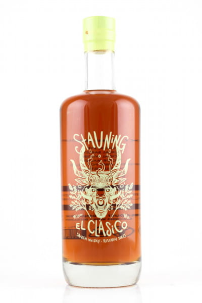 Stauning El Clasico Rye Whisky Vermouth Finish #1 45,7%vol. 0,7l