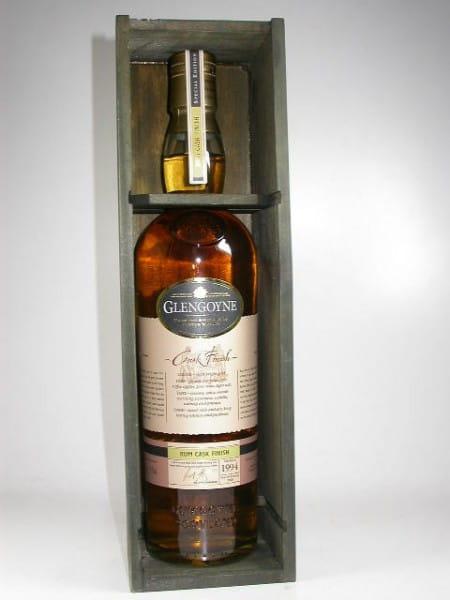Glengoyne 1994/2008 Rum Cask Finish 47,5%vol. 0,7l
