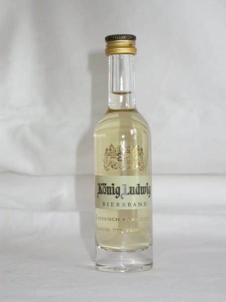 König Ludwig Bierbrand 40%vol. 0,05l
