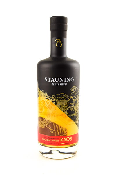 Stauning KAOS 01/2020 46%vol. 0,7l