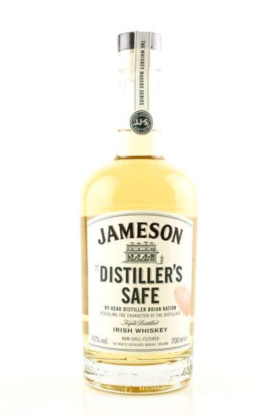 Jameson Distiller's Safe 43%vol. 0,7l