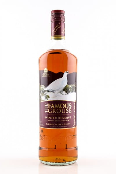The Famous Grouse Winter Reserve 40%vol. 1,0l