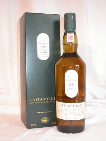 Lagavulin 12 Jahre Special Release 2006 57,5%vol. 0,7l
