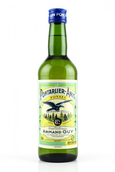 Pontarlier Anis-Ponsec Armand Guy 45%vol. 0,5l