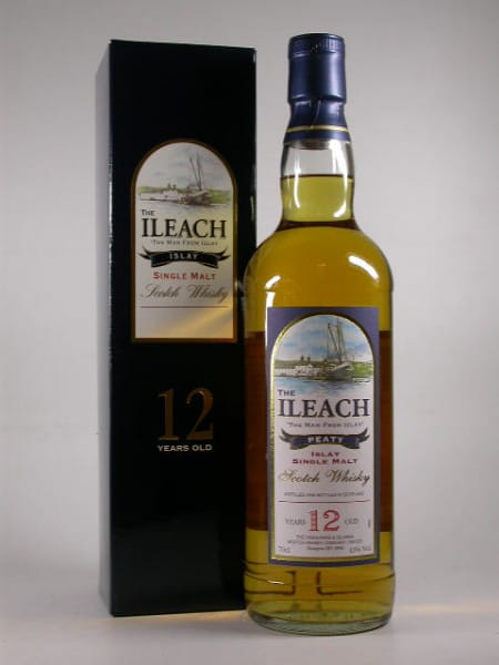 "The Ileach 12 Jahre ""Peaty"" 43%vol. 0,7l"