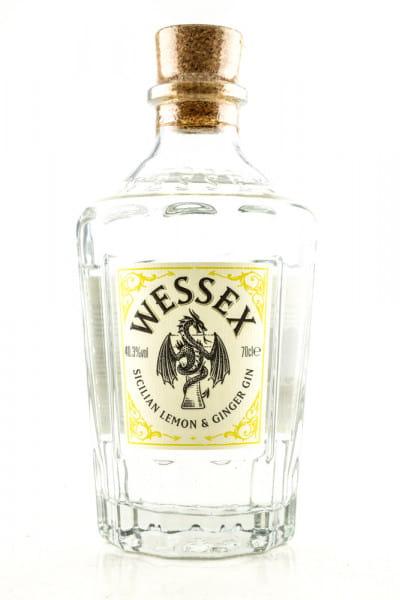 Wessex Sicilian Lemon & Ginger Gin 40,3%vol. 0,7l