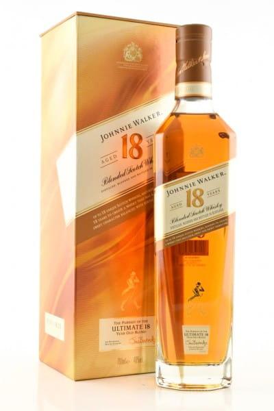 Johnnie Walker 18 Jahre 40%vol. 0,7l