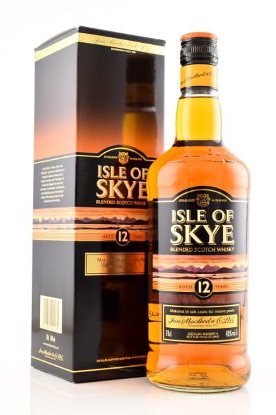 MacLeod's Isle of Skye 12 Jahre 40%vol. 0,7l