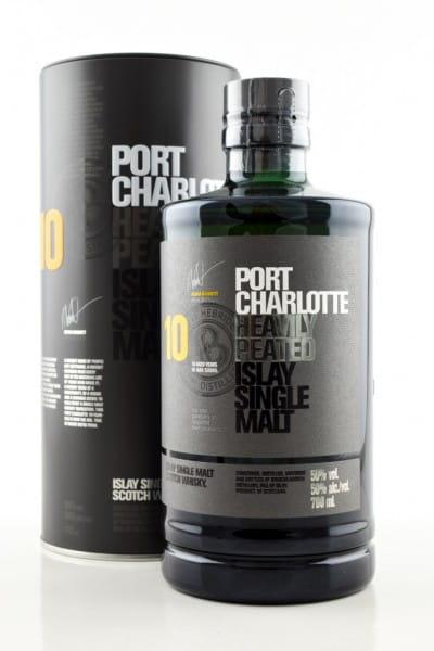 Port Charlotte 10 Jahre 50%vol. 0,7l