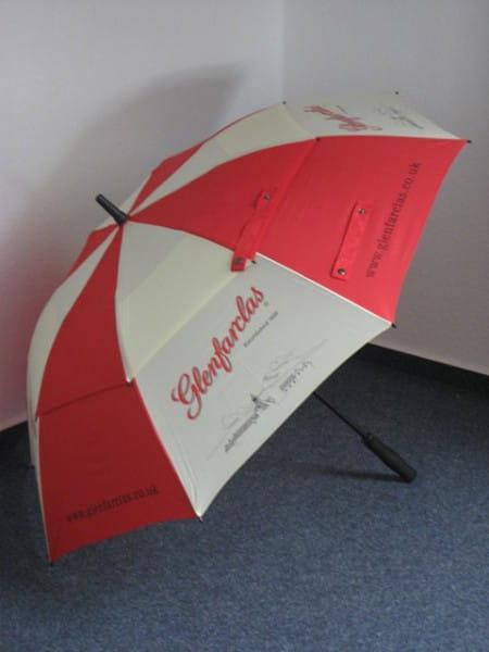 Glenfarclas Regenschirm