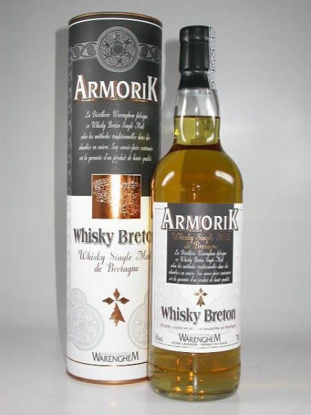 Armorik - Warenghem Whisky Breton 40%vol. Sample 0,1l