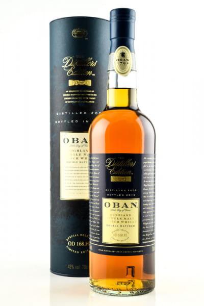 Oban 2006/2020 Distillers Edition 43%vol. 0,7l