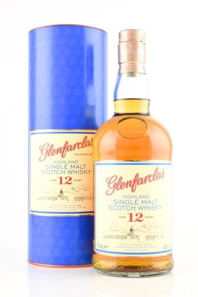 Glenfarclas 12 Jahre 43%vol. 0,7l