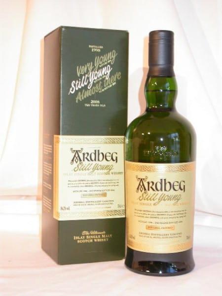 Ardbeg Still Young 1998/2006 56,2%vol. 0,7l