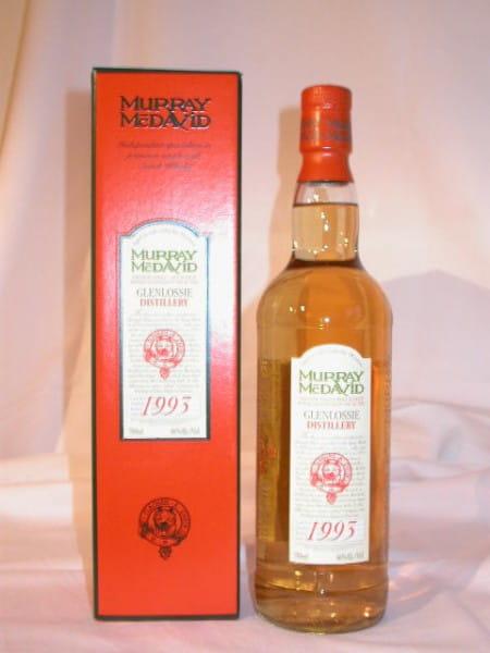 Glenlossie 1993/2004 Bourbon Murray McDavid 46%vol. Sample 0,1l