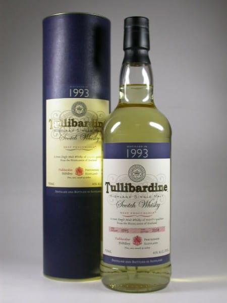 Tullibardine 1993/2008 43%vol. 0,7l
