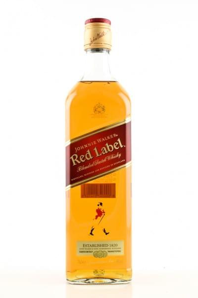 Johnnie Walker Red Label 40%vol. 0,7l