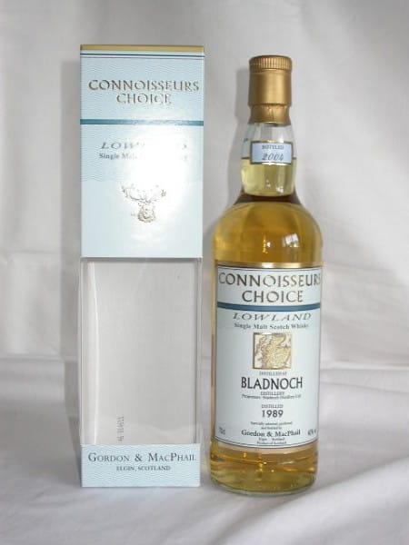 Bladnoch 1989/2003 Gordon & MacPhail Connoisseurs Choice 40%vol. 0,7l