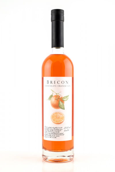 Brecon Chocolate Orange Gin 37,5%vol. 0,7l
