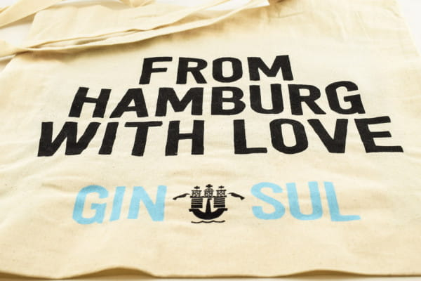Gin Sul Beutel - From Hamburg with Love