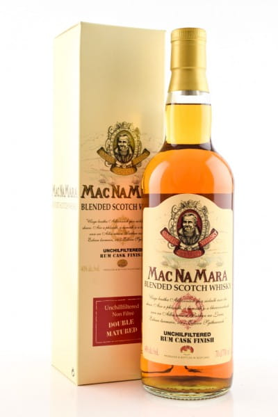 Mac Na Mara Rum Cask Finish 40%vol. 0,7l