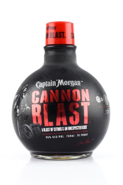 Captain Morgan Cannon Blast 35%vol. 0,7l
