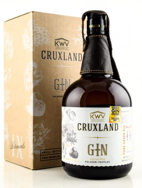 Cruxland Gin 43%vol. 1,0l