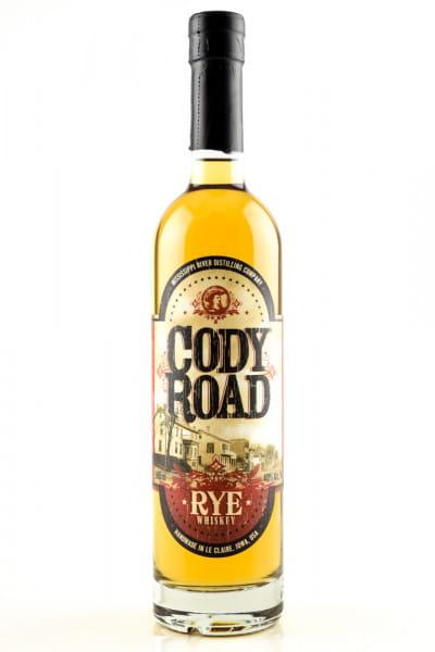 Cody Road Rye 40%vol. 0,5l