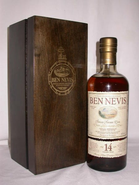Ben Nevis 14 Jahre 1992/2007 Single Sherry Cask Double Matured 46%vol.0,7l