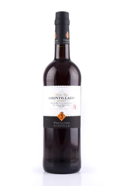 Fernando de Castilla Sherry Amontillado Rare Old 17%vol. 0,75l
