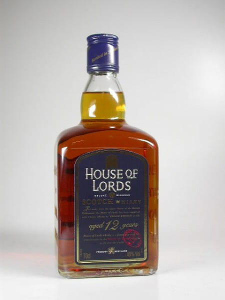 House of Lords 12 Jahre 40%vol. 0,7l