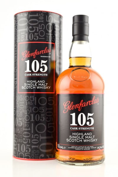 Glenfarclas 105 Cask strength 60%vol. 0,7l