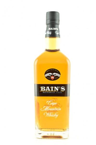 Bain's Cape Mountain Single Grain Whisky 40%vol. 0,7l